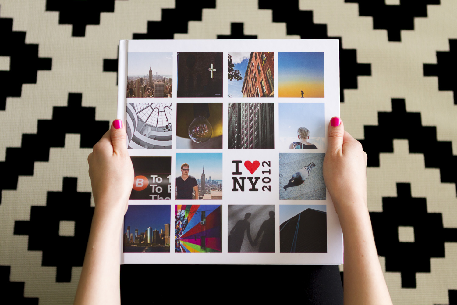 Our New York Book Designed By Husbie Was Around 140 Pages And 12x12 Wedding Which I Also 8x10 Landscape