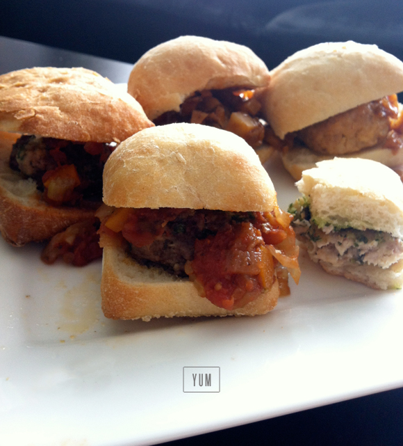 meatballsliders