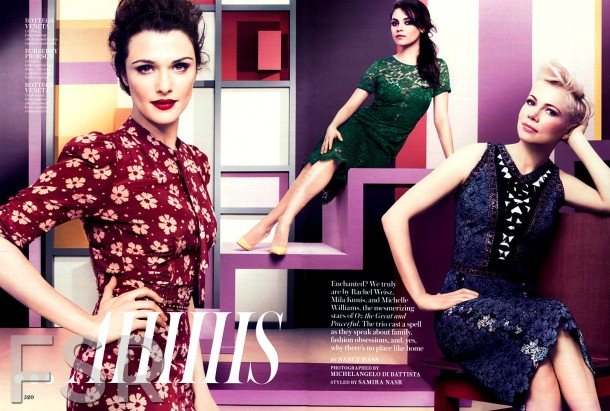 InStyle-Magazine-Michelle-Williams-Rachel-Weisz-Mila-Kunis-Editorial-2