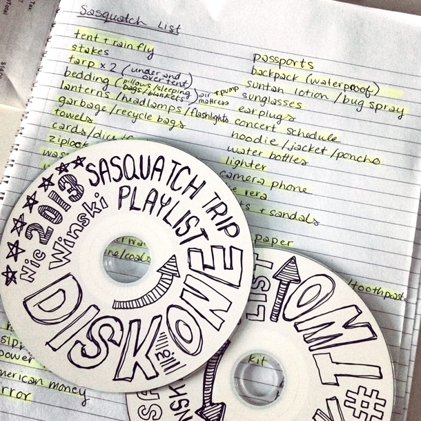 sasquatch-2013-playlist